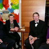 Die glücklichen Gewinner und ihre Begleitung (v.l.n.r.): Jürgen Glaser, Doris und Peter Missel sowie Christa Glaser-Wendt.