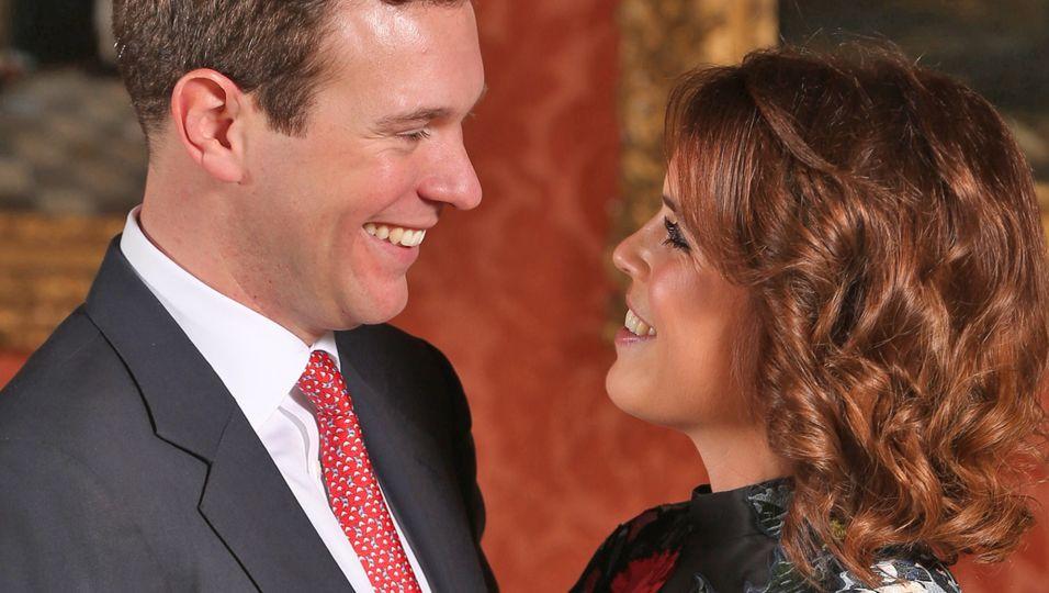 BUNTE.de vor Ort: Hier verlassen die Royals die Hochzeits-Probe