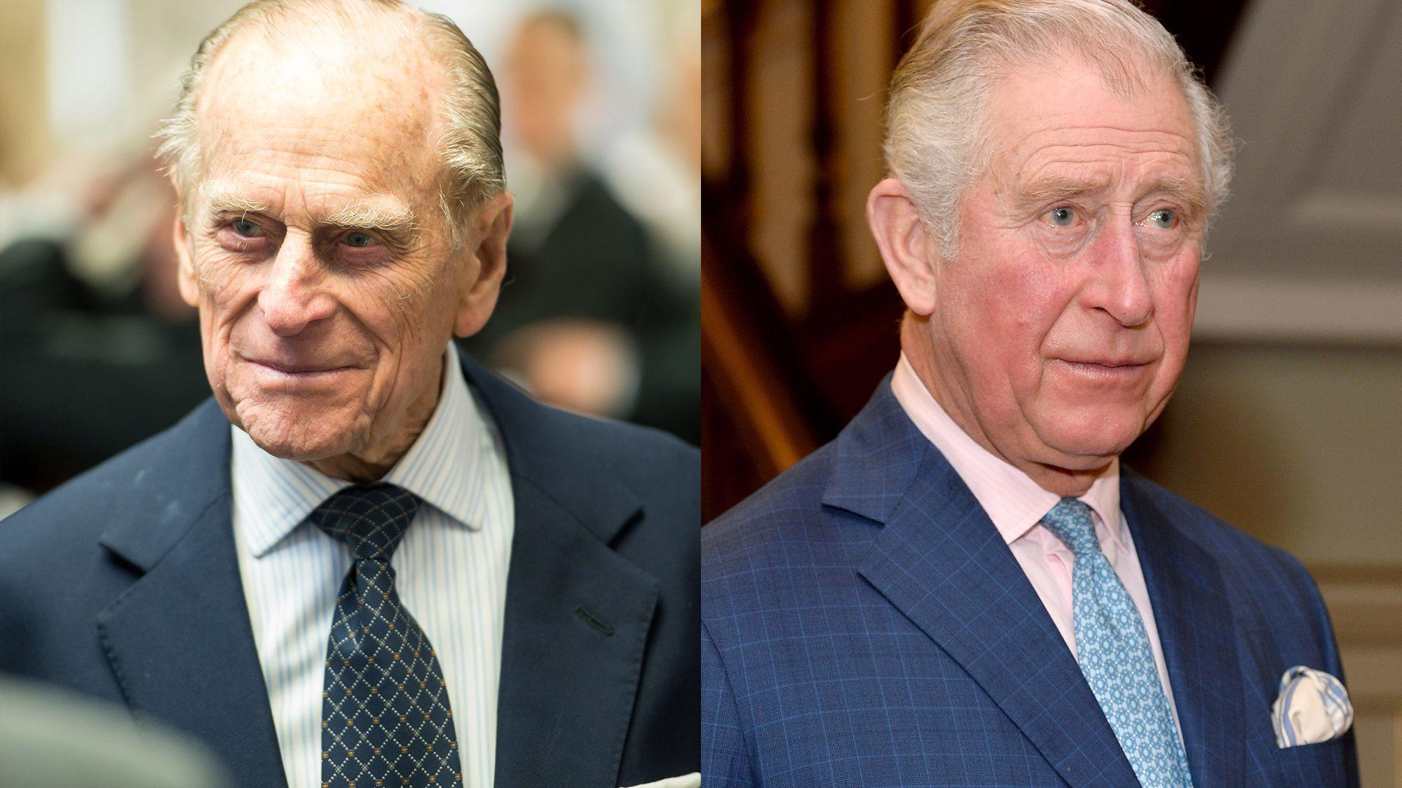 Charles und Philip