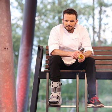 Verletzter Steffen Henssler erlebt das größte Debakel seiner TV-Karriere
