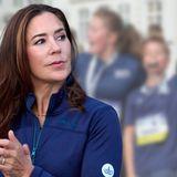 Mary von Dänemark: Laufen für den guten Zweck – doch sie ist unzufrieden