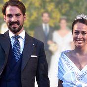 Philippos & Nina von Griechenland: Das offizielle Hochzeitsfoto ist da!