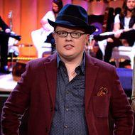 Angelo Kelly mit einme Hut.