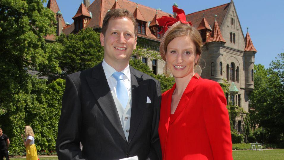 Georg Friedrich & Sophie von Preußen