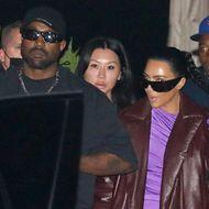 Kim Kardashian: Mit Kanye West beim Abendessen erwischt