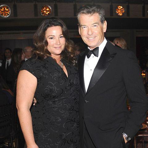 Er liebt ihre Kurven: Ex-Bond-Darsteller Pierce Brosnan hat in Keely Shaye Smith sein Liebesglück gefunden!