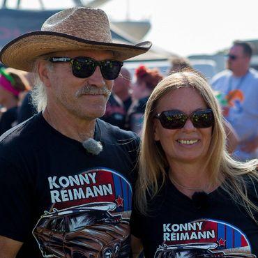 Konny Reimann, Manuela Reiman