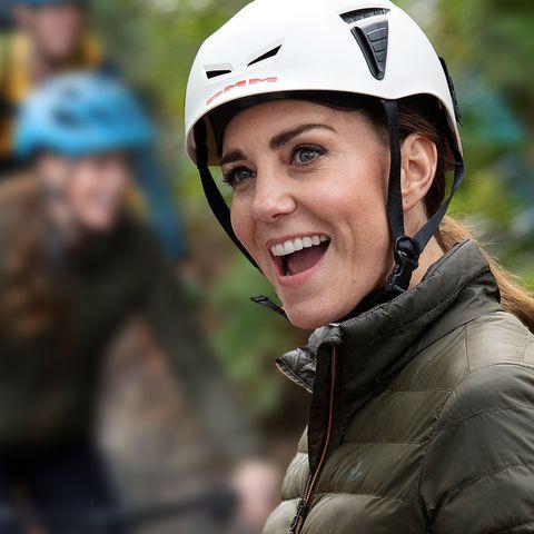 Kate Middleton: Natur pur! In dieser Umgebung blüht sie auf