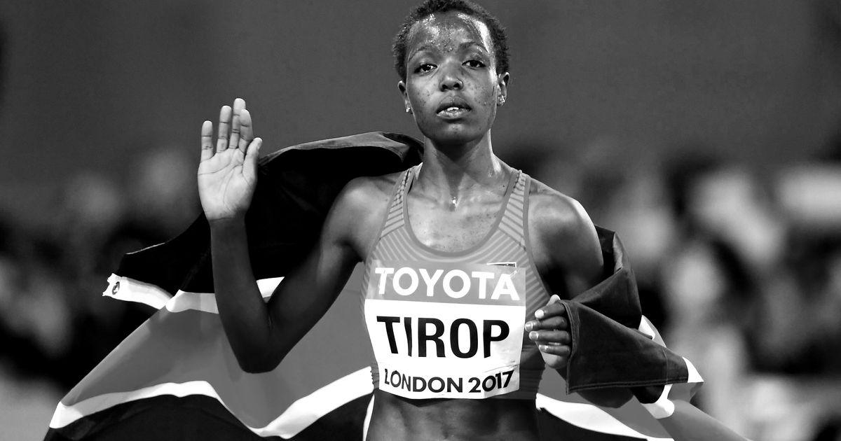 Agnes Tirop (†): Olympia-Vierte erstochen - Polizei verhaftet Lebensgefährten