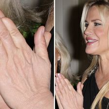 Als Daryl Hannah drei Jahre alt war, verlor die Schauspielerin beim Spielen ihre Fingerkuppe.