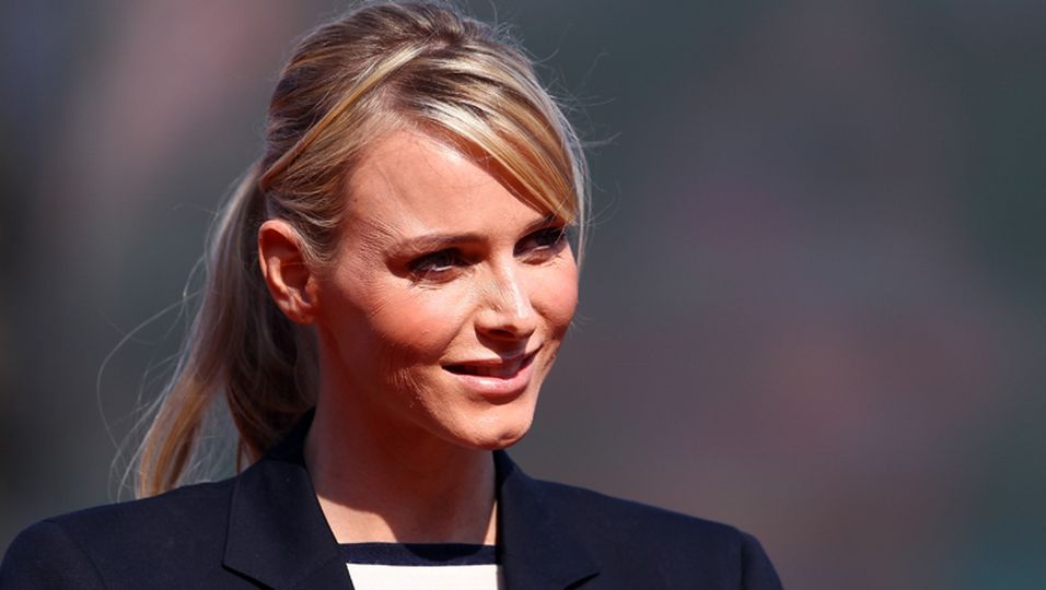 Charlene Wittstock, Verlobte Prinz Albert von Monaco, TV-Interview, Wunsch, Kinder