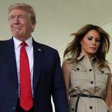 Ein neues Enthüllungsbuch veröffentlicht brisante Details über Ex-Präsident Donald Trump und seine Ehe mit Melania.