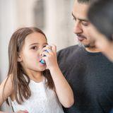 Kind Eltern Asthma