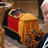 Helmut Schmidt Trauerfeier
