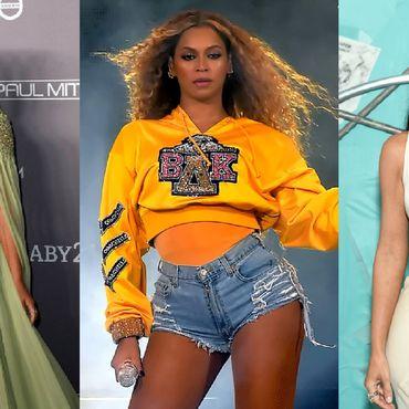 Kim Kardashian, Beyoncé, Chrissy Teigen