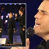 Gary Barlow: So tapfer singt er bei Olympia