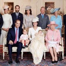 James Middleton, Pippa Middleton, Michael Middleton, Carole Middleton, Prinzessin Charlotte, Prinz George, Herzogin Catherine, Prinz William, Prinz Ch