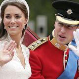 Kate Hochzeitsohrringe Royal Main