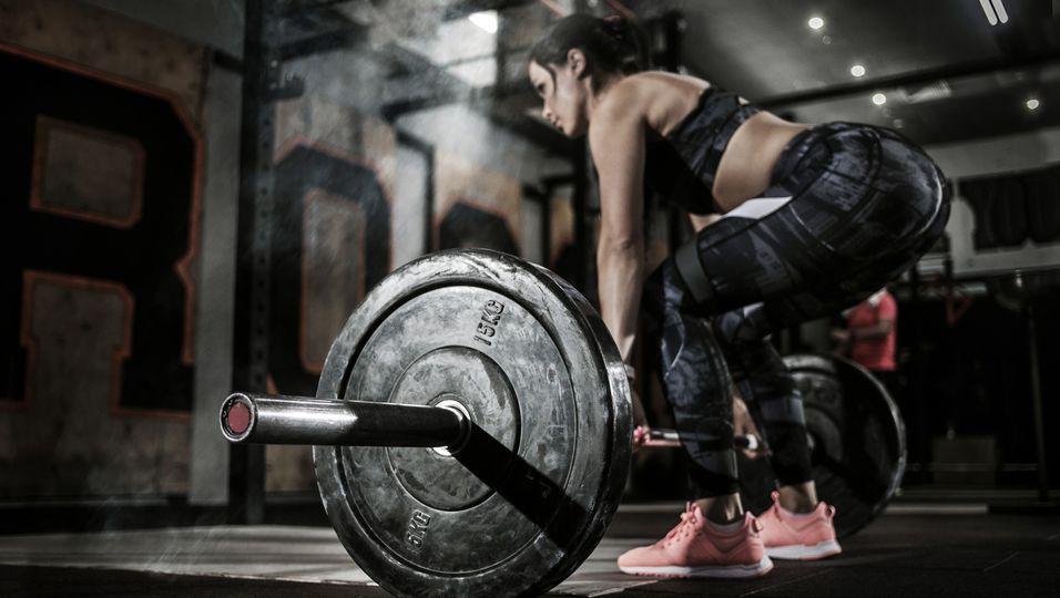 Sport, Training, Workout, Krafttraining, Pupsen, Gesundheit
