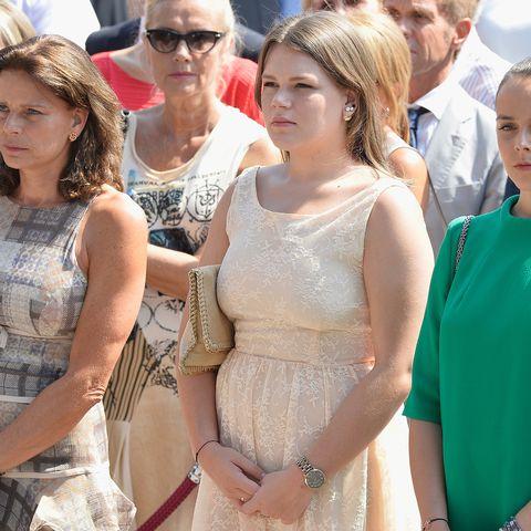 Stephanie of Monaco, Camille Gottlieb und Pauline Ducruet