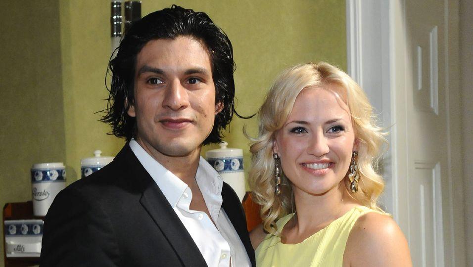 Francisco Medina und Ania Niedieck