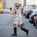 Statt Highheels: Das ist der Trendschuh der Fashion Week 21