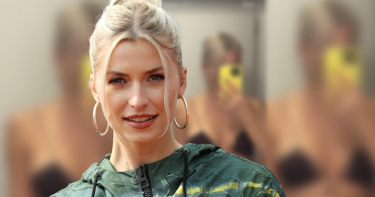 Lena Gercke: Ein Hauch von Nichts! Dieser BH verdeckt kaum das Nötigste