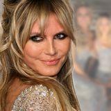 Heidi Klum: Im Glitzer-Look verzaubert sie mit Tochter Leni Venedig