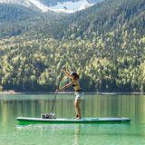 Stand-up-Paddling, der Trendsport für den Sommer