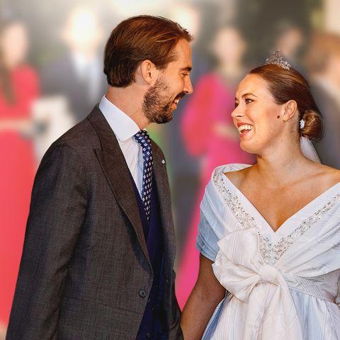 Philippos & Nina von Griechenland: Schönes Gäste-Schaulaufen!