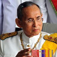 König Bhumibol von Thailand