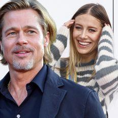 """Brad Pitt - Ex-Flamme Nico Poturalski: """"Ich bin dankbar für alles"""""""