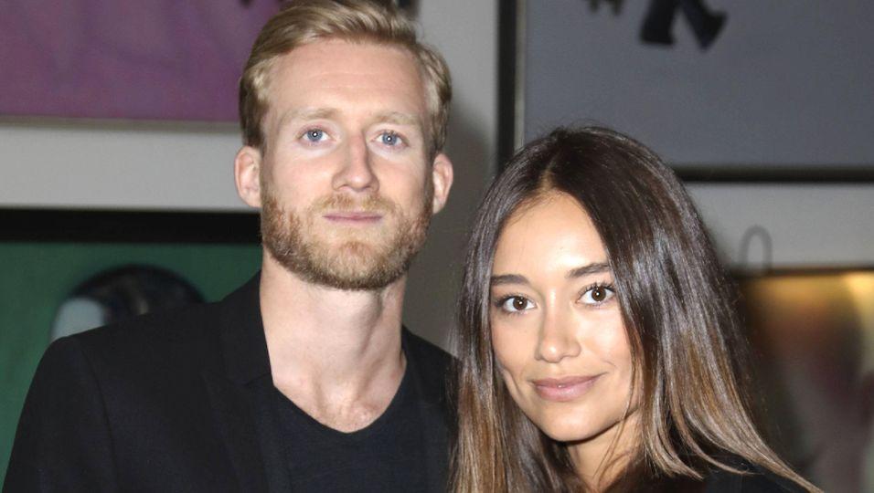 Andre und Anna Schürrle