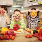 gesunde Ernährung Kinder, Vitamine Kinder, Nahrungsergänzung Kinder