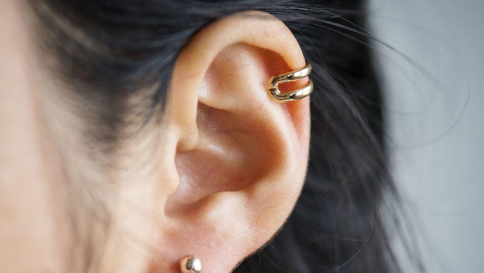 Piercing Ohr Frau