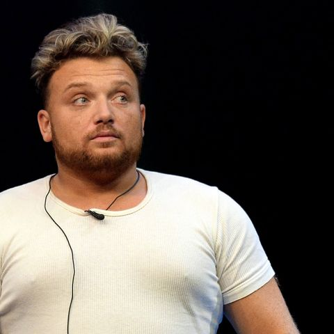 Promi Big Brother - Menowin Fröhlich