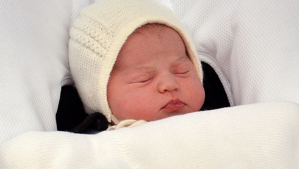 Prinzessin Charlotte, Prinz Harry