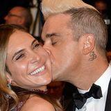 Robbie Williams & Ayda Fields