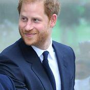 Prinz Harry - Süßer wird es nicht! Seine Aktentasche verzaubert