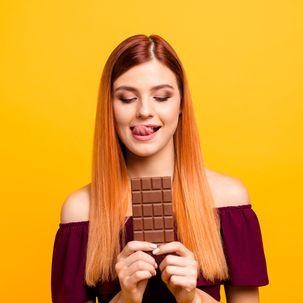 Verwende dieses Balsam bei Lust auf Schokolade!