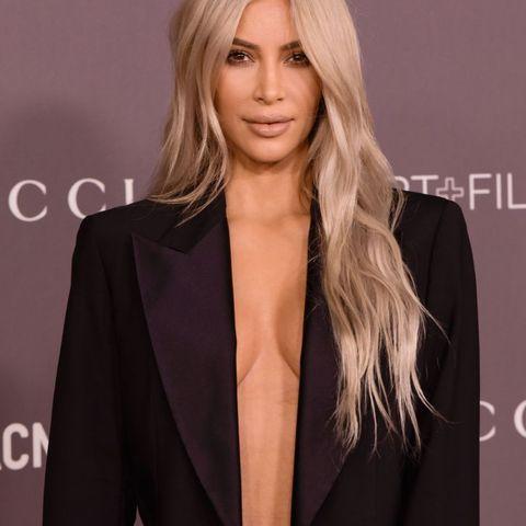 Kim Kardashian Fashion Trick
