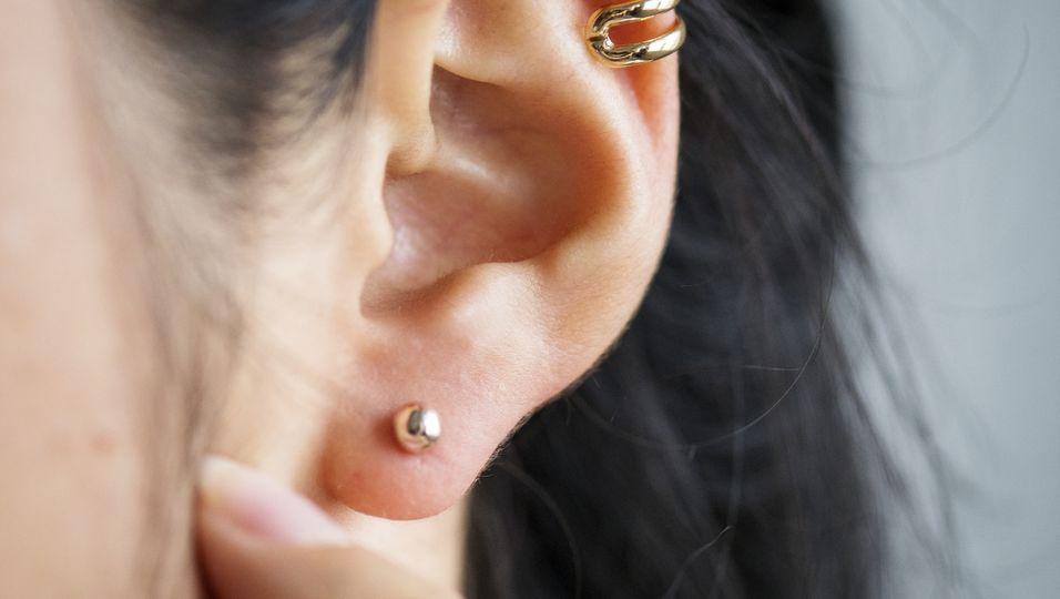 Ohrenpiercings