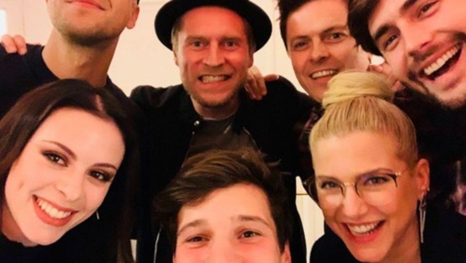 """Michael Patrick Kelly lädt ein: Die Neuen bei """"Sing meinen Song"""""""