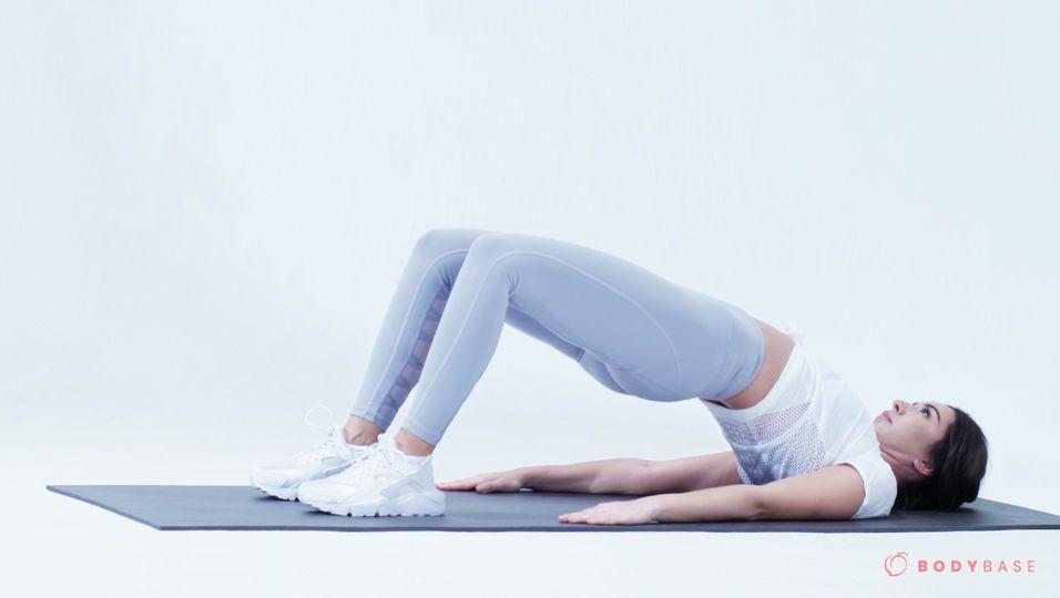 Beinübung 3 - Hip Extension