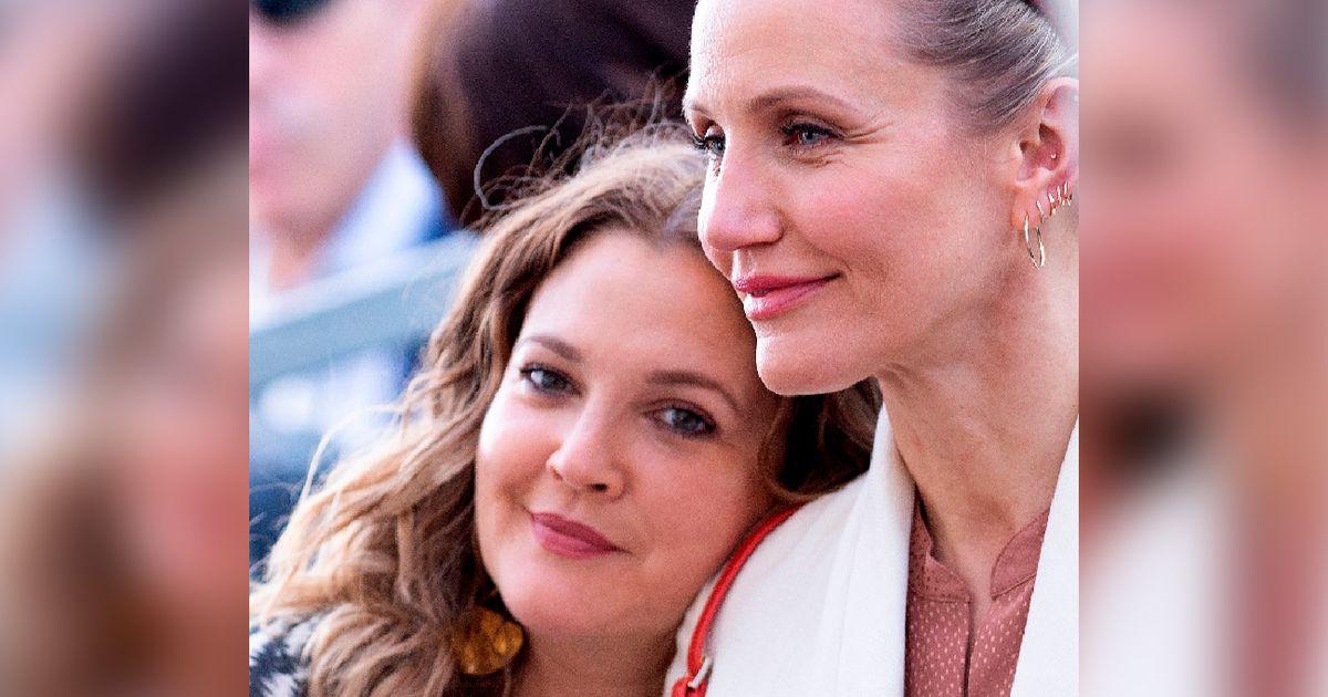 """Drew Barrymore & Cameron Diaz: """"Schönheit ohne Filter und Eingriffe"""""""