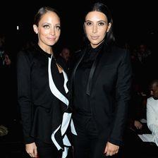 Sie waren unzertrennlich: In der Schule waren Reality-Star Kim Kardashian und It-Girl Nicole Richie beste Freundinnen.