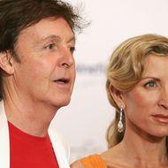 Sir Paul McCartney und Heather Mills