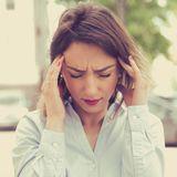 Kopfschmerzen behandeln, Hausmittel, Ursache, Migräne