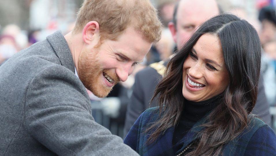 Prinz Harry & Meghan Markle - Vom Blind-Date zum Altar: die Geschichte ihrer Liebe