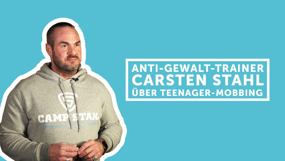 Anti-Gewalt-Trainer Carsten Stahl